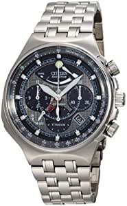 Citizen Men's AV0021-52H Eco-Drive Titanium Calibre 2100 Watch