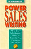 Power Sales Writing, Sue A. Hershkowitz, 0964846403
