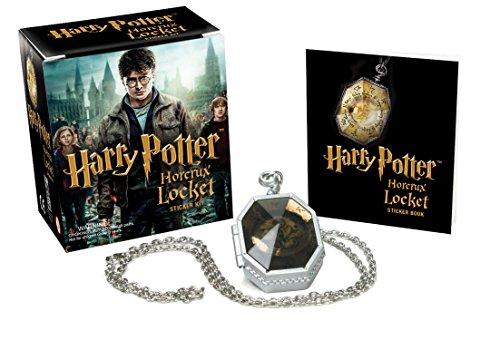 Harry Potter Locket Horcrux Kit and Sticker Book (Mega Mini Kits) (Harry Potter Snitch)
