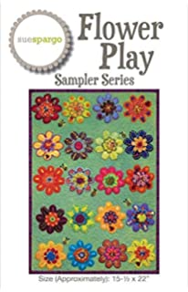 2019 Quilt Project Softcover Sue Spargo Books: Homegrown