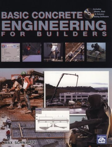 Basic Concrete Engineering for Builders by Brand: Craftsman Book Company