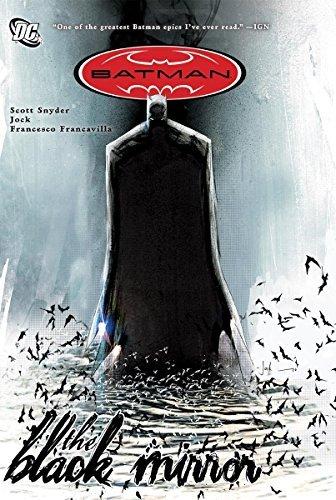 Batman the black mirror ebook scott snyder jock francesco batman the black mirror por snyder scott fandeluxe Images