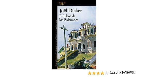 El Libro de los Baltimore eBook: Joël Dicker: Amazon.es: Tienda Kindle