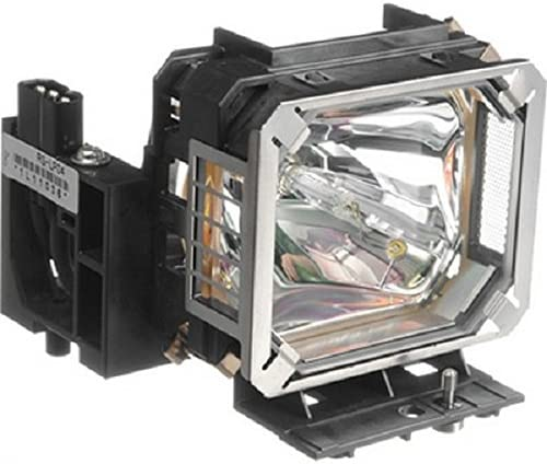 Replacement Lamp Assembly with Genuine Original OEM Bulb Inside for Canon 2396B001//AA Power by Ushio 2396B001//BB Projector