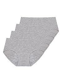Phennie's Big Girls Menstrual Period Panties Teen Girls Free Leak Underwear Pack of 4