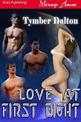 Love At First Bight [Deep Space Mission Corps] (Siren Publishing Menage Amour with Manlove) (Deep Space Mission Corps series)
