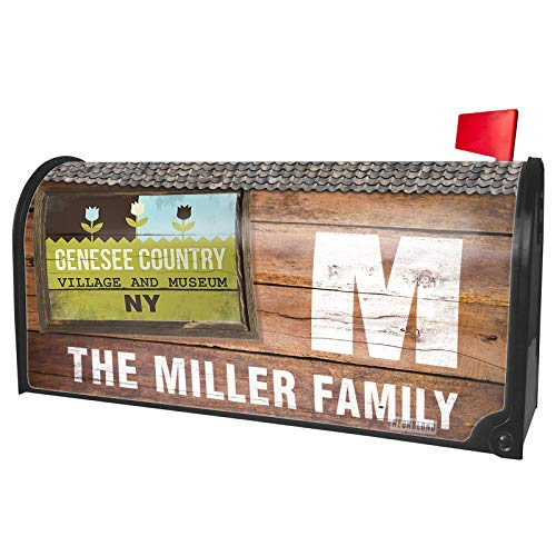 NEONBLOND Custom Mailbox Cover US Gardens Genesee Country Village and Museum - NY]()