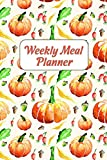 Weekly Meal Planner: Weekly Food Planer with