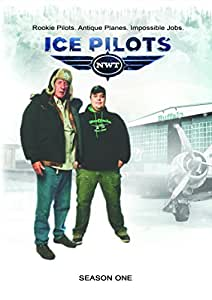 Ice pilots nwt season 1 3 disc set movies for Ice pilots spiegel tv