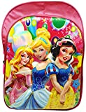 Dora Barbie Disney Cinderella Frozen Sofia Synthetic School Bag (Pink)