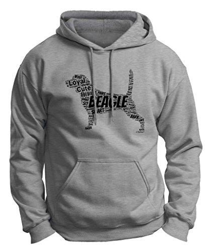 Beagle Puppy Premium Hoodie Sweatshirt