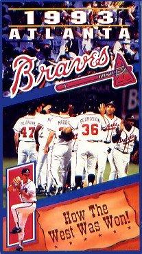 1993 Atlanta Braves - Braves Video Atlanta