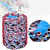 BAI-Fine Rope 10M, 15M, 20M, 25M, 30M Tug-of-war Competition Special Rope Adult Children Tug-of-war Rope Coarse Hemp Rope Kindergarten Parent-Child Activities (Size : 10M)