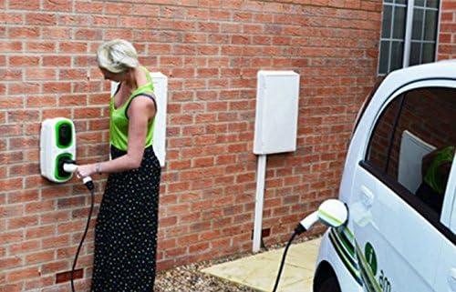 Easy EV C/âble de Recharge pour v/éhicules /électriques///électriques 16 A EV OneStop Simple Type 1 /à Type 2 /Étui de Transport Gratuit | Affordable | 5 m/ètres 3,6 KW