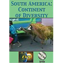South America: Continent of Diversity DVD