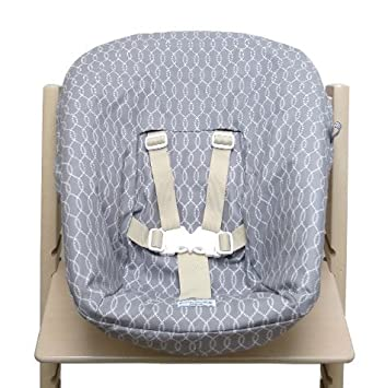 Blausberg Baby - Funda para stokke Newborn Set Sailer gris ...