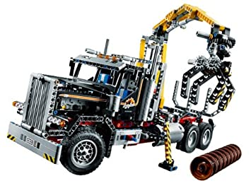 LEGO Technic Holztransporter günstig kaufen 9397