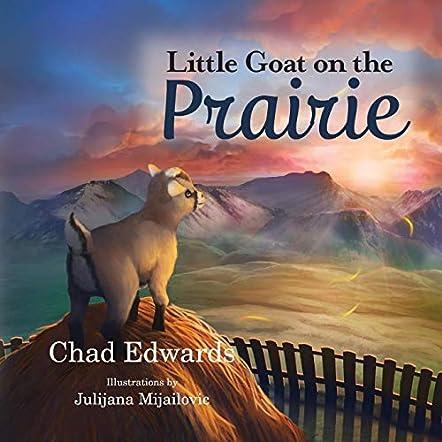 Little Goat on the Prairie