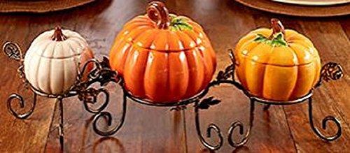 Pumpkin Centerpiece Thanksgiving Harvest Kitchen product image