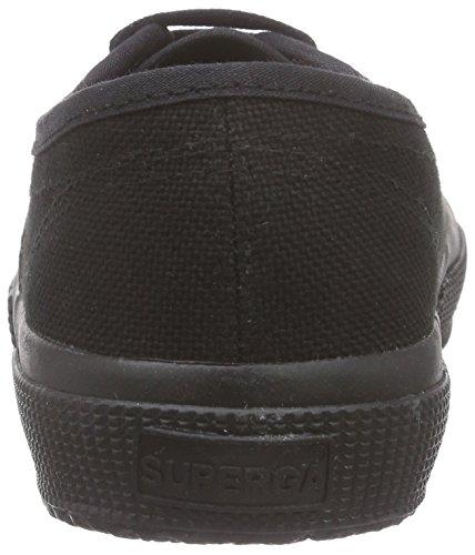 Adulti Nera Unisex Cotu Basso Superga Sneaker 2750 997 Classica wxzqxnvp