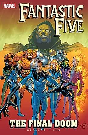 Fantastic Five: The Final Doom (Fantastic Five (2007)) (English Edition)