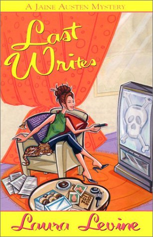 book cover of Last Writes
