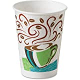 Dixie 5356DXCT Perfect Touch Cups, Wise Size,16 oz, 500/CT, Multi