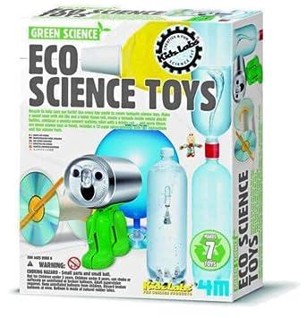 Weather Science 4M juguete educativo