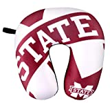 NCAA Mississippi State Bulldogs Impact Neck Pillow, Burgundy