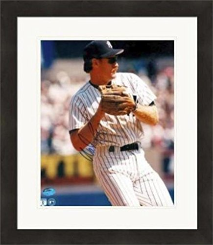 Wade Boggs Autographed Photo - 8x10) #SC3 Matted & Framed - Autographed MLB Photos