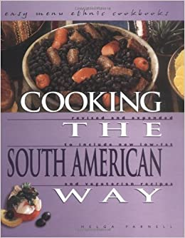 Easy recipes for south american food