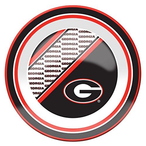 Ncaa Dinner Plates - NCAA Georgia Bulldogs Melamine Dinner Plate