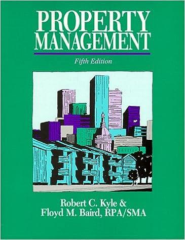 E-Book als PDF kostenlos herunterladen Property Management