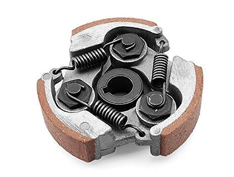 Motocicleta & ATV Parts Dirt Bike suelas Muelles de embrague + para 47 cc y 49