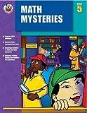 Math Mysteries, Carson-Dellosa Publishing Staff, 0768227453