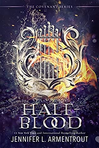 book cover of Half-Blood