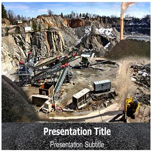 Amazon coal mining powerpoint template coal mining coal mining powerpoint template coal mining powerpoint ppt themes templates toneelgroepblik Image collections
