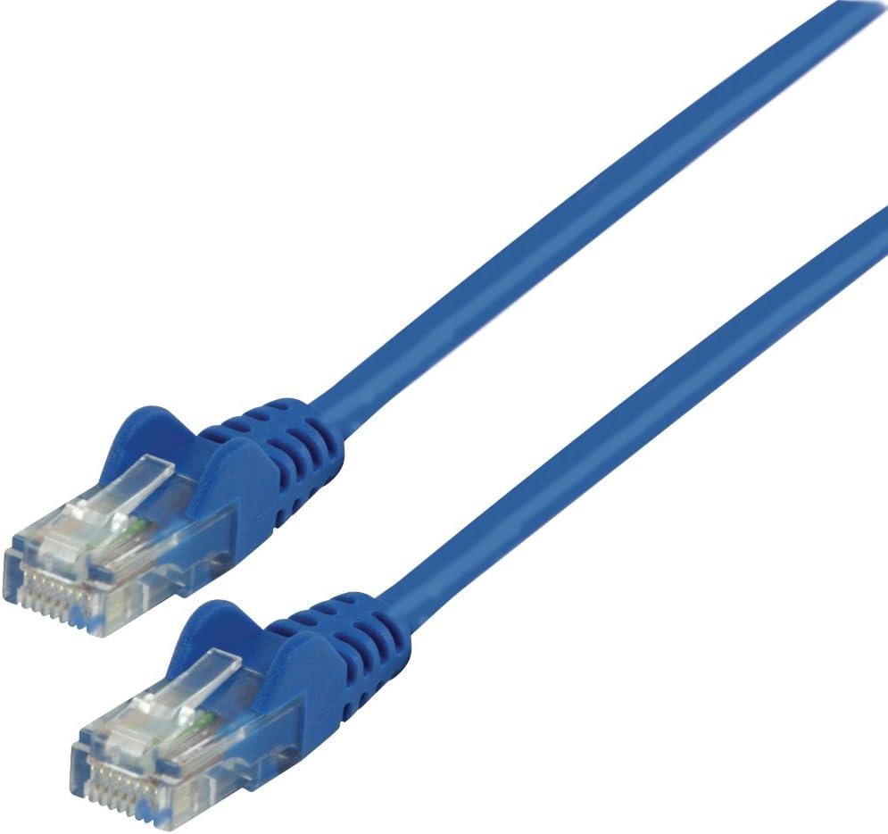Valueline UTP CAT 5e Network Cable 1.00 m Blue VLCP85100L1.00