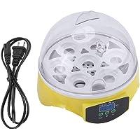 AYNEFY Incubadora Automática, Criador 7 Huevos Incubadora Digital