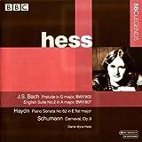 Bach: Prelude in G / Haydn: Piano Sonata