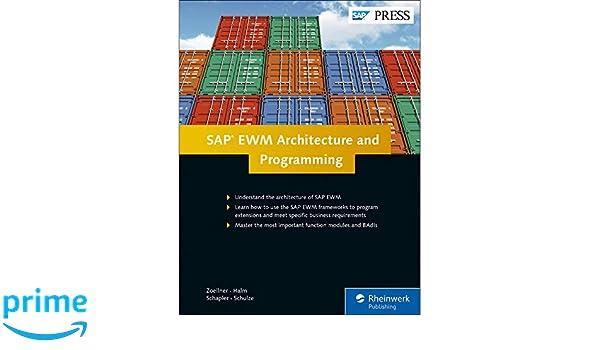 Amazon com: SAP EWM (SAP Extended Warehouse Management