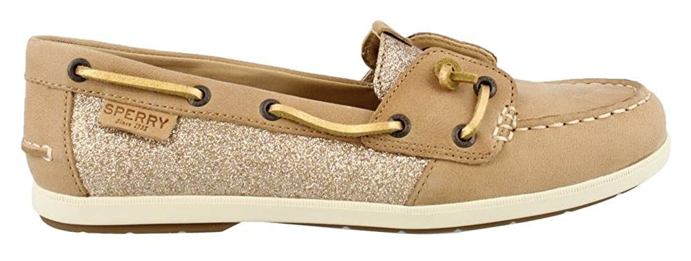 7ac7b24fcb58 Sperry Top-Sider Coil Ivy Sparkle Boat Shoe Women 5 ... sperry top
