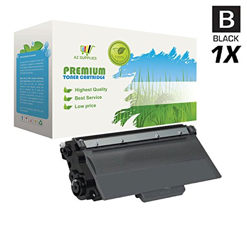 AZ Supplies Toner | 40% more Print Performance| replace Brother TN750 TN-750 for MFC-8510, MFC-8810 MFC-8950, MFC-8510DN, MFC-8810DW, MFC-8950DW, MFC-8710, MFC-8910, MFC-8950DWT, MFC-8710DW, MFC-8910D by AZ Supplies