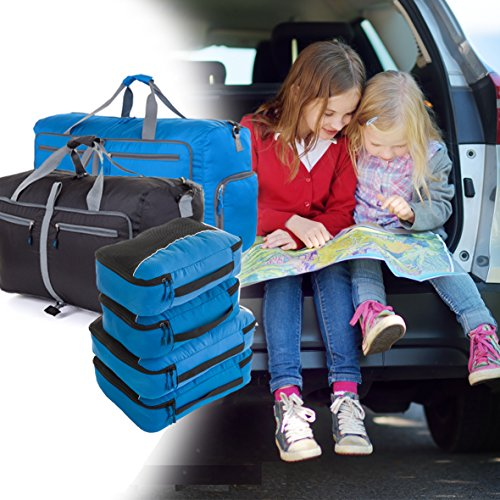 Bago Packing Cubes - Travel Organizer For Luggage - Solitary Moderate Cube... - 514THPGuk0L