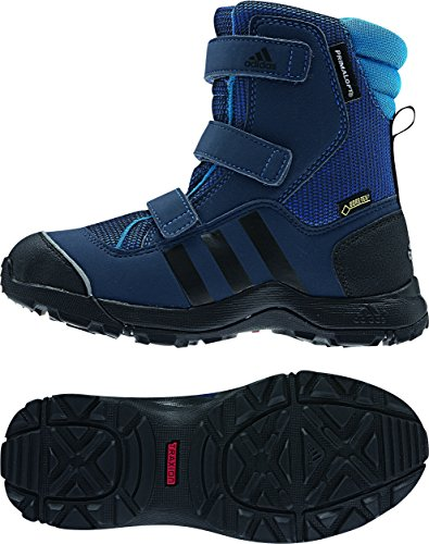 Adidas CH Holtanna Snow GTX CF PL Kids blue beauty f10/black1/collegiate navy