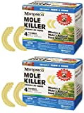 MOTOMCO 198834 Mole Killer Grub Formula (4 Pack)
