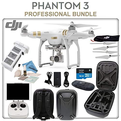 DJI-Phantom-3-Professional-Bundle