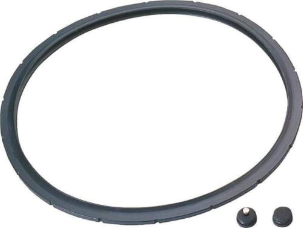 buybuynice for NEW PRESTO 9905 PRESSURE CANNER COOKER GASKET SEALING RING & VENT PLUGS 6803316
