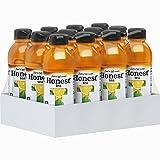 Honest Tea Organic Fair Trade Half Tea & Half Lemonade Gluten Free, 16.9 fl oz, 12 Pack