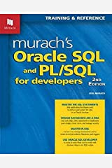 Murach's Oracle SQL and PL/SQL for Developers, 2nd Edition Paperback